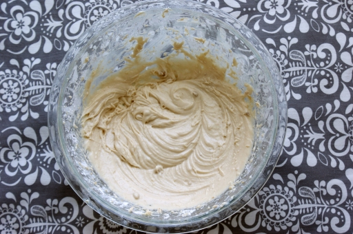 Cream cheese mixture
