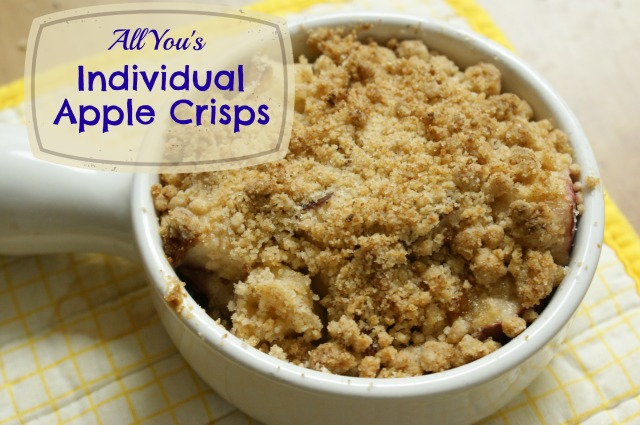 AllYou's Individual Apple Crisps