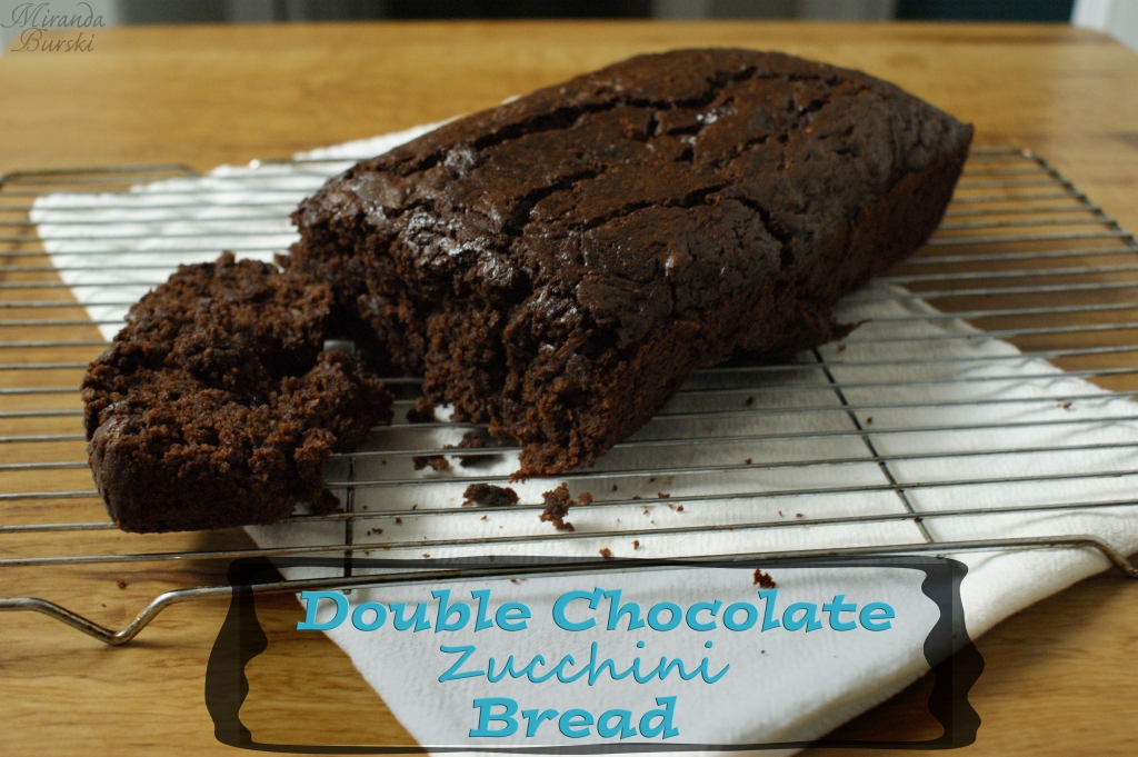 The Kitchn's Double Chocolate Zucchini Bread