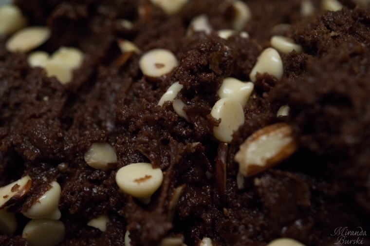 Zesty Chocolate Cookie dough
