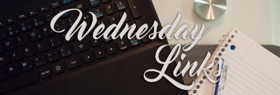 Wednesday Links