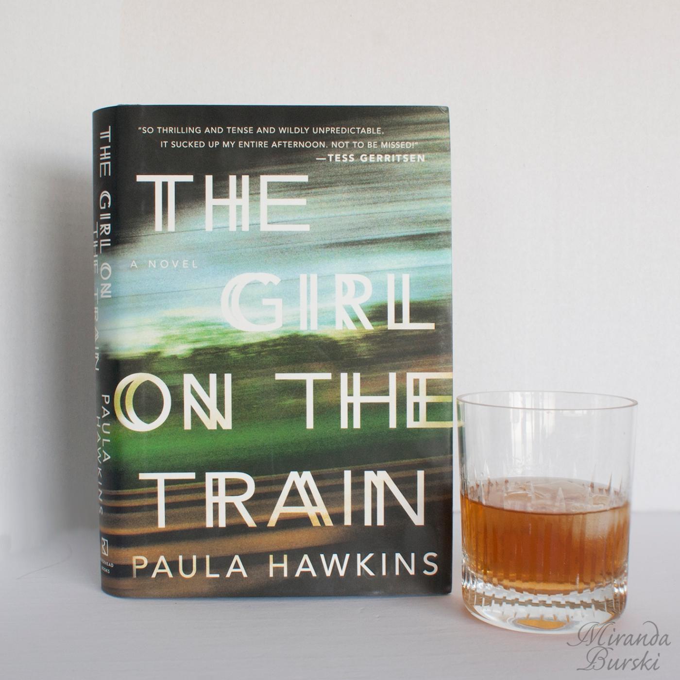 The Girl on the Train, by Paula Hawkins