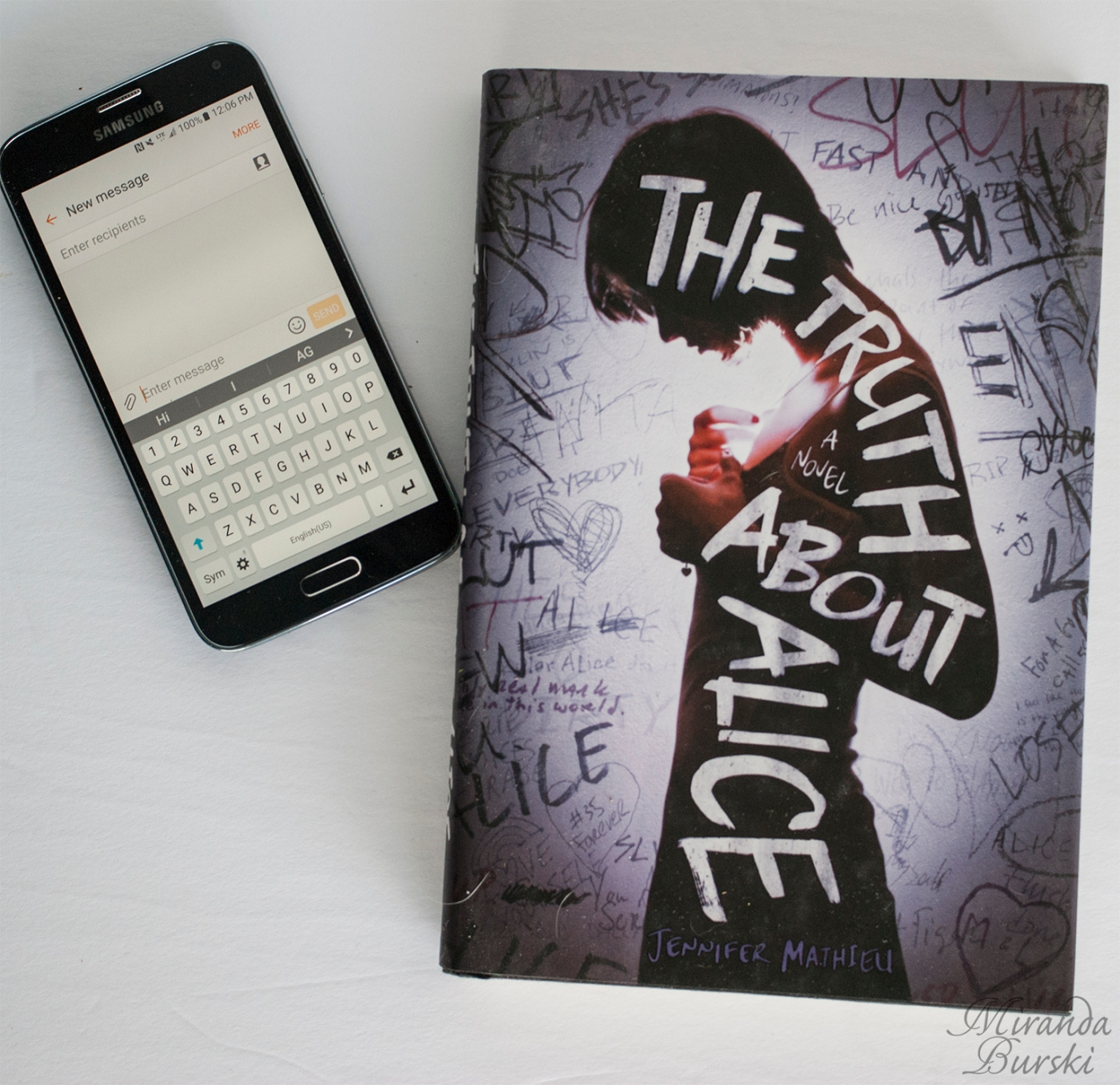 The Truth About Alice, by Jennifer Mathieu