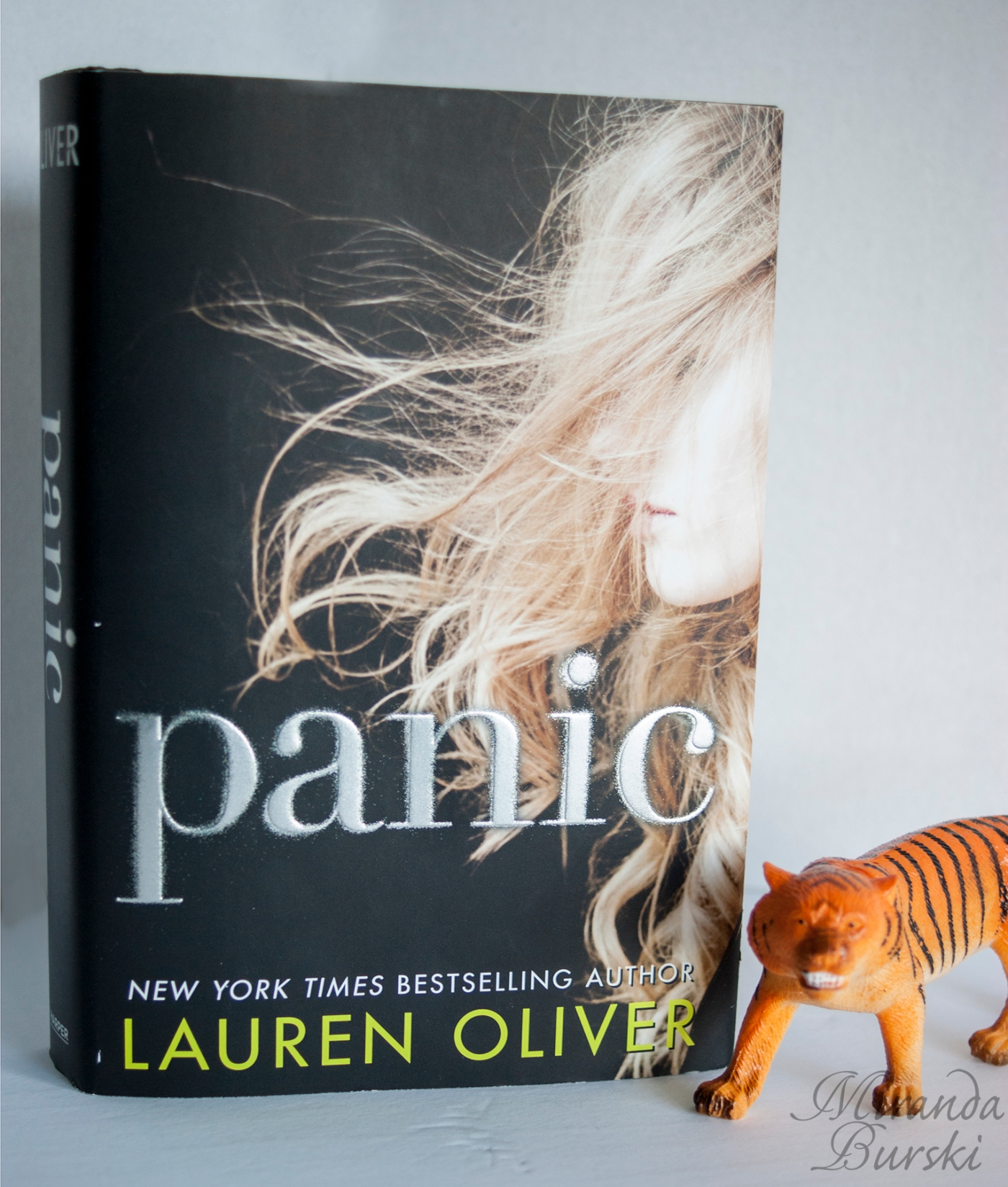 Panic, by Lauren Oliver