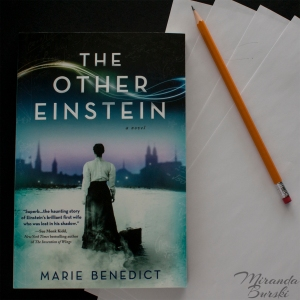 Book Cover - The Other Einstein by Marie Benedict