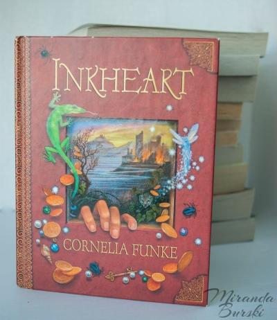 Inkheart, by Cornelia Funke