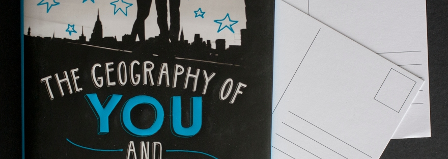 The Geography of You and Me, by Jennifer E. Smith