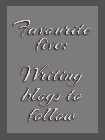 Favourite five: Writing blogs to follow