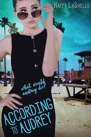 The cover of According to Audrey, by Happy LaShelle