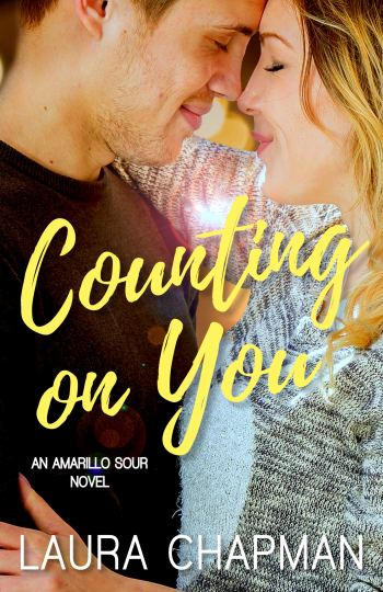 The cover of Counting On You, by Laura Chapman