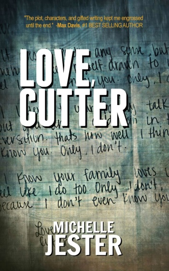 The cover of Love, Cutter, by Michelle Jester
