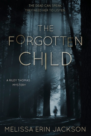 The cover of The Forgotten Child, by Melissa Erin Jackson