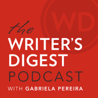 the writers digest podcast logo