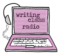 the writing class radio logo
