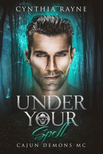 The cover of Under Your Spell, by Cynthia Rayne