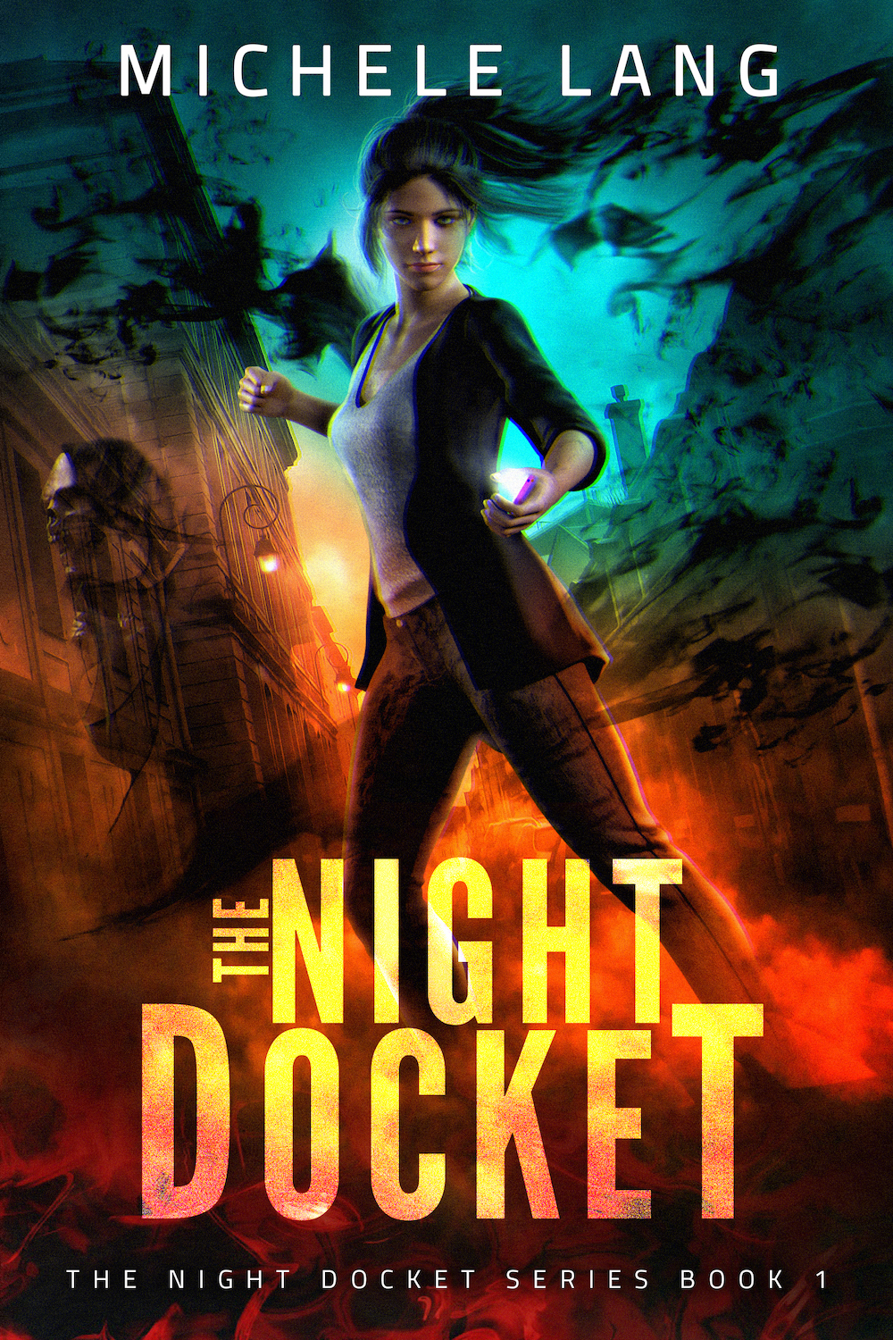 The Night Docket, by Michele Lang
