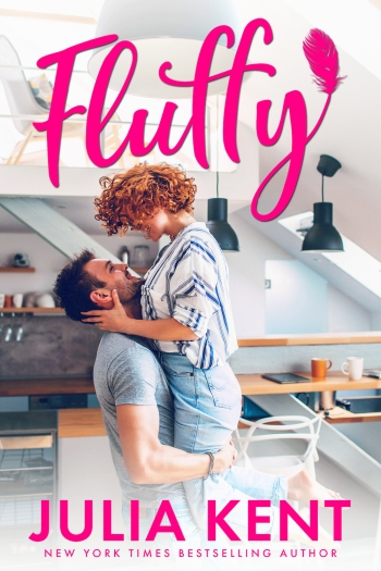 The cover of Fluffy, by Julia Kent