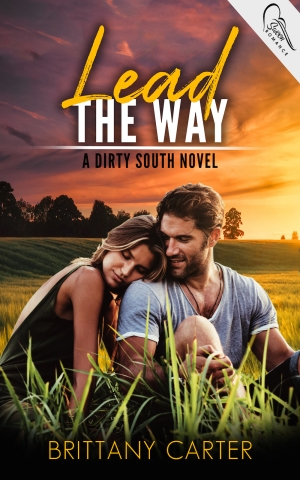 The cover of Lead The Way, by Brittany Carter