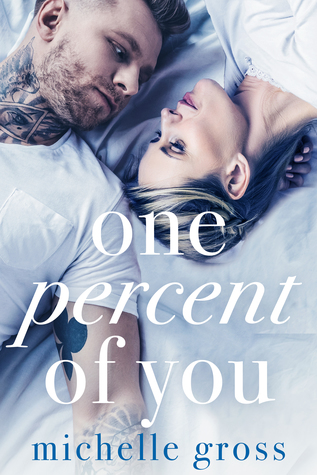 The cover of One Percent of You, by Michelle Gross