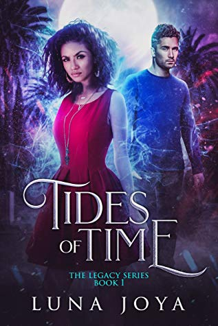 The cover of Tides of Time, by Luna Joya.