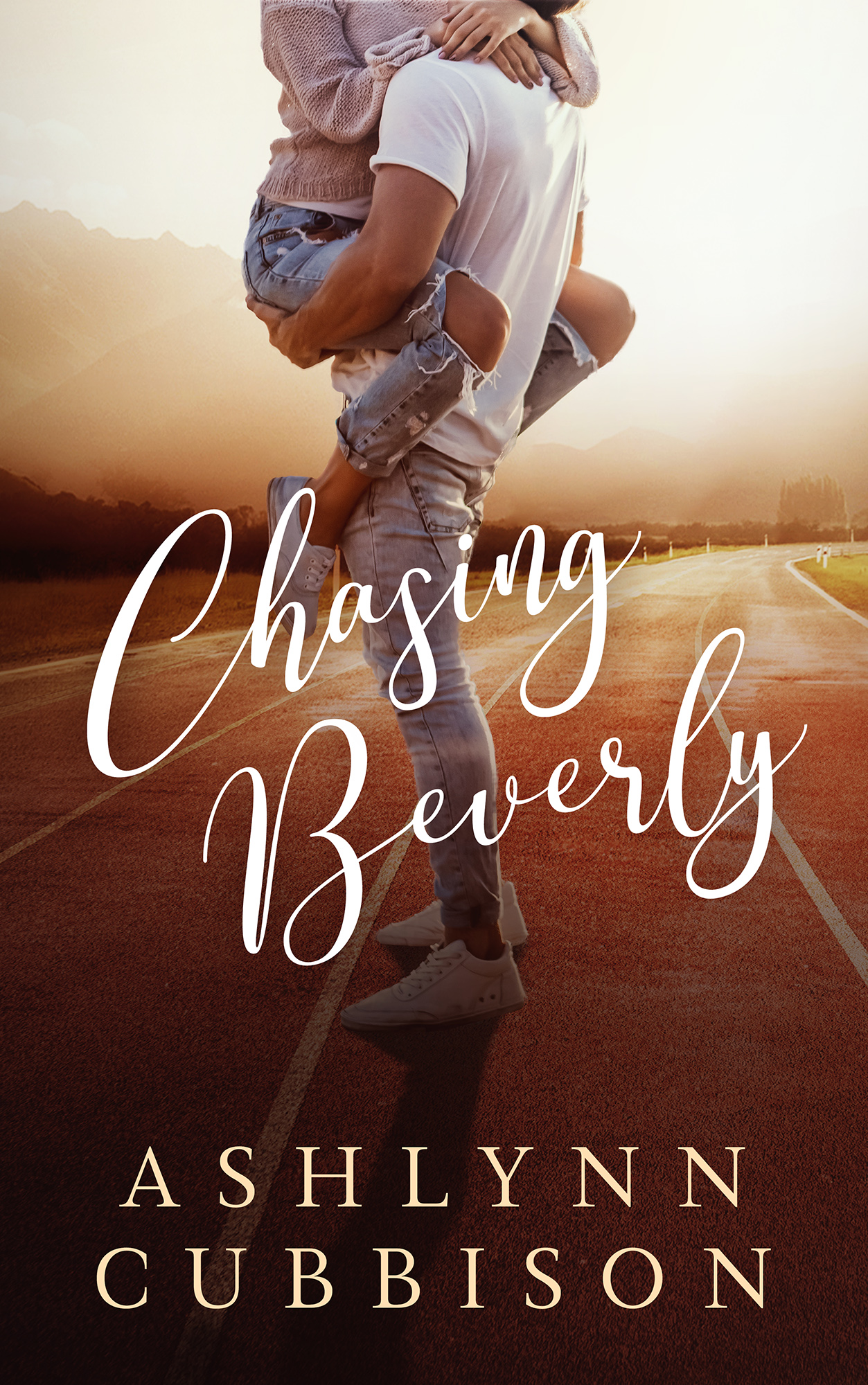 The cover of Chasing Beverly, by Ashlynn Cubbison