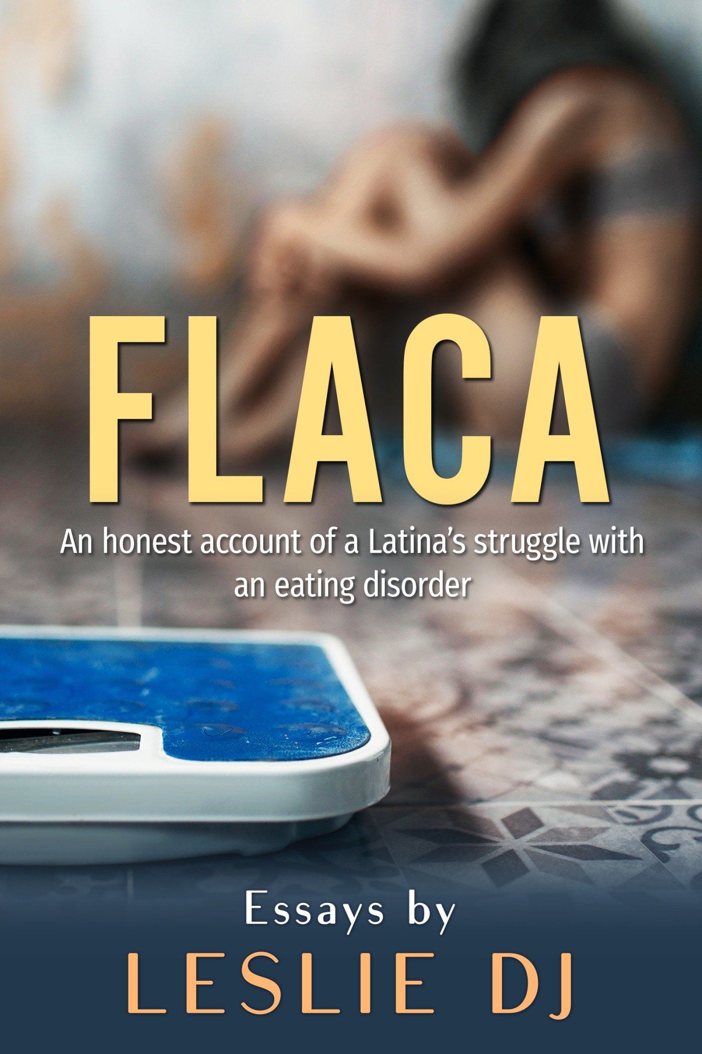 The cover of Flaca, by Leslie DJ