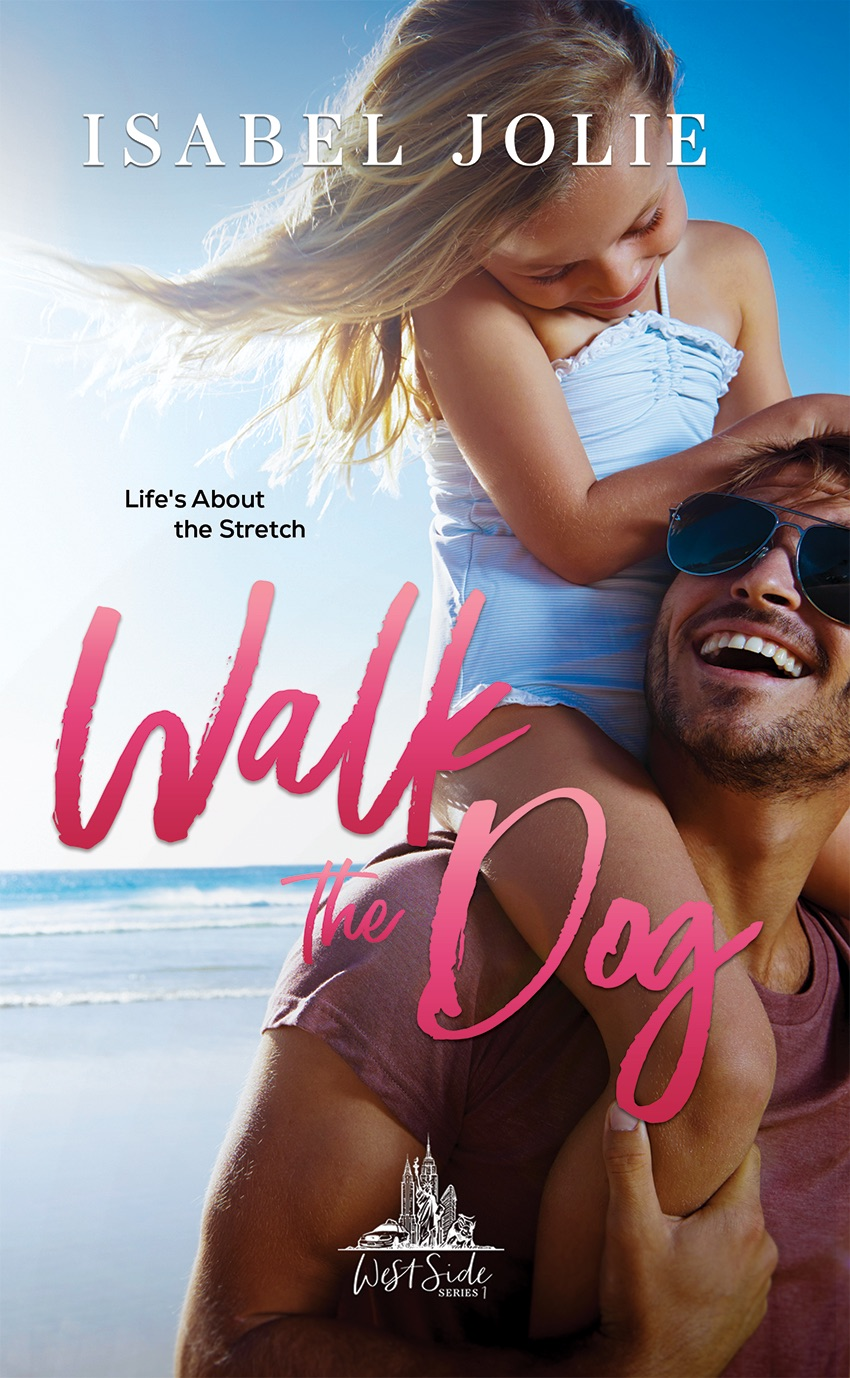 The cover of Walk the Dog, by Isabel Jolie